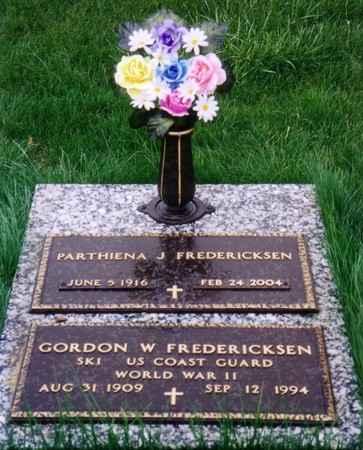 FREDERICKSEN, GORDON W. - Polk County, Iowa | GORDON W. FREDERICKSEN