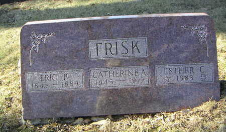 FRISK, CATHERINE A. - Polk County, Iowa | CATHERINE A. FRISK