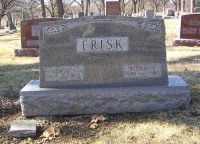 FRISK, FAMILY - Polk County, Iowa | FAMILY FRISK