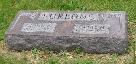 FURLONG, JOHN P. - Polk County, Iowa | JOHN P. FURLONG