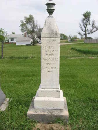 GALLIAN, HENRY - Polk County, Iowa | HENRY GALLIAN