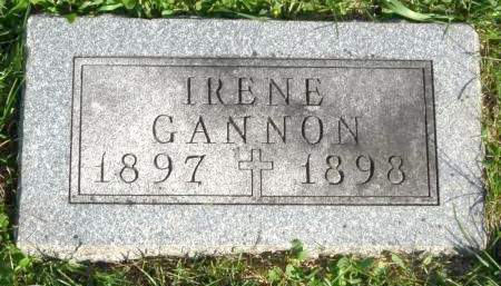 GANNON, IRENE - Polk County, Iowa | IRENE GANNON