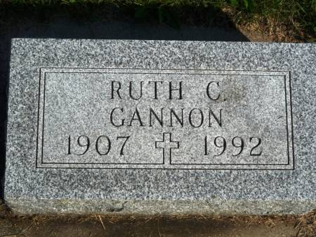 GANNON, RUTH C. - Polk County, Iowa | RUTH C. GANNON