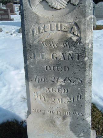 GANT, DEBBIE A. - Polk County, Iowa | DEBBIE A. GANT