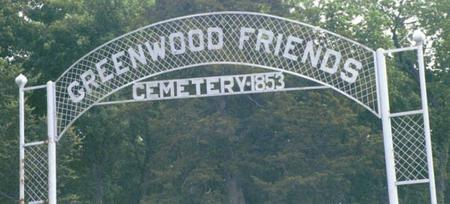 GATE, GREENWOOD FRIENDS - Polk County, Iowa | GREENWOOD FRIENDS GATE