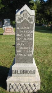 GILBRECH, WILLIAM - Polk County, Iowa | WILLIAM GILBRECH