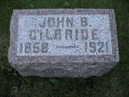 GILBRIDE, JOHN - Polk County, Iowa | JOHN GILBRIDE