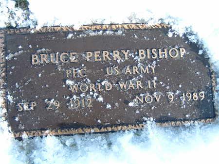 GISHOP, BRUCE PERRY - Polk County, Iowa | BRUCE PERRY GISHOP