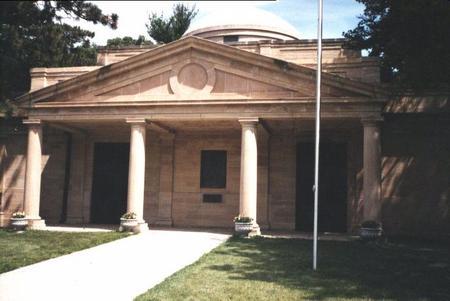 GLENDALE MAUSOLEUM , CEMETERY - Polk County, Iowa | CEMETERY GLENDALE MAUSOLEUM