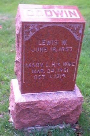 GODWIN, LEWIS W. - Polk County, Iowa | LEWIS W. GODWIN