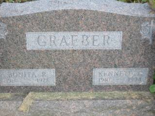 GRAEBER, BONITA - Polk County, Iowa   BONITA GRAEBER