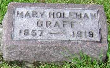 HOLEHAN GRAFF, MARY - Polk County, Iowa | MARY HOLEHAN GRAFF