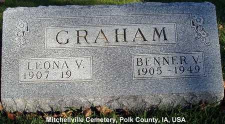 GRAHAM, BENNER VIRGIL - Polk County, Iowa | BENNER VIRGIL GRAHAM