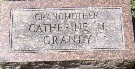 GRANEY, CATHERINE M - Polk County, Iowa | CATHERINE M GRANEY