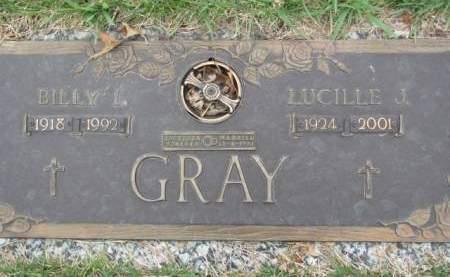 GRAY, LUCILLE  J. - Polk County, Iowa   LUCILLE  J. GRAY