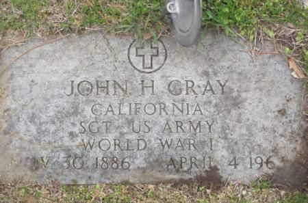 GRAY, JOHN  H. - Polk County, Iowa   JOHN  H. GRAY