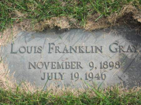 GRAY, LOUIS  FRANKLIN - Polk County, Iowa | LOUIS  FRANKLIN GRAY