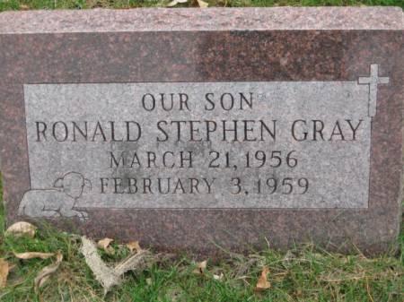 GRAY, RONALD STEPHEN - Polk County, Iowa | RONALD STEPHEN GRAY