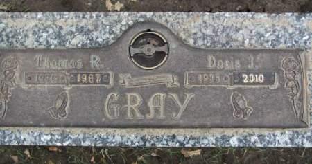 GRAY, DORIS  J. - Polk County, Iowa   DORIS  J. GRAY