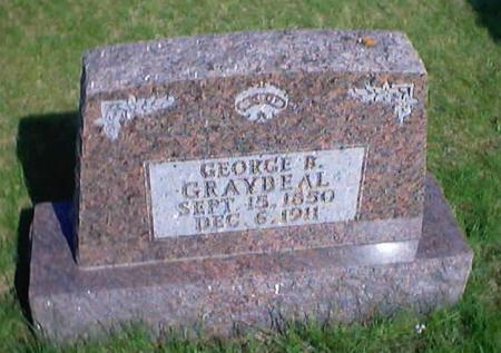 GRAYBEAL, GEORGE B. - Polk County, Iowa | GEORGE B. GRAYBEAL