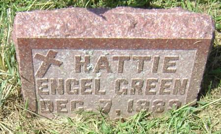 ENGEL GREEN, HATTIE - Polk County, Iowa | HATTIE ENGEL GREEN