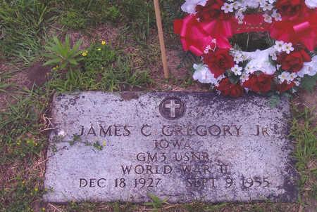 GREGORY JR., JAMES - Polk County, Iowa | JAMES GREGORY JR.