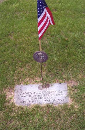 GREGORY SR., JAMES - Polk County, Iowa | JAMES GREGORY SR.