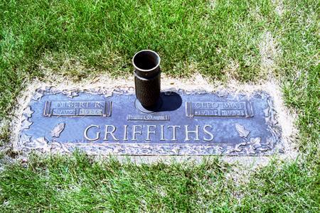 GRIFFITHS, ALBERT R. - Polk County, Iowa | ALBERT R. GRIFFITHS