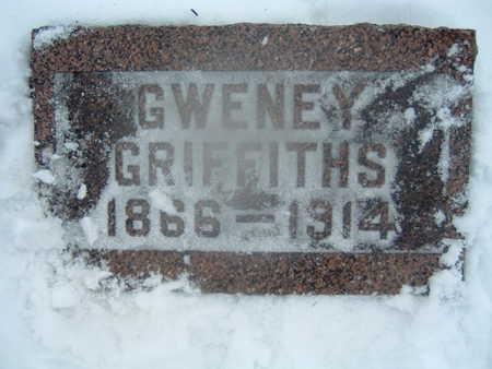 GRIFFITHS, GWENEY - Polk County, Iowa | GWENEY GRIFFITHS