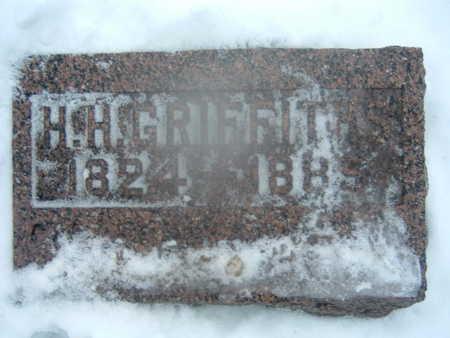 GRIFFITHS, H. H. - Polk County, Iowa   H. H. GRIFFITHS