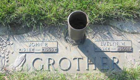 GROTHER, JOHN - Polk County, Iowa | JOHN GROTHER