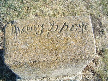 GROW, MARY - Polk County, Iowa | MARY GROW
