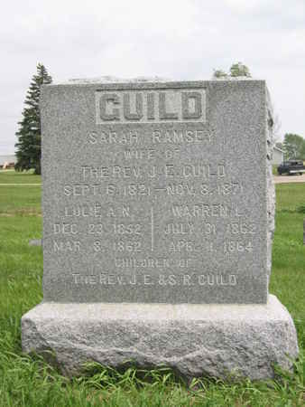 GUILD, WARREN L. - Polk County, Iowa | WARREN L. GUILD