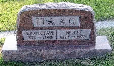 HAAG, NELLIE - Polk County, Iowa   NELLIE HAAG