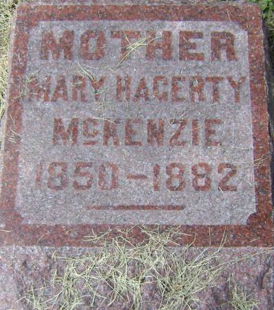 HAGERTY, MARY - Polk County, Iowa | MARY HAGERTY