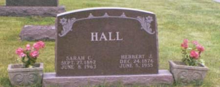 HALL, HERBERT JEROME & SARAH CATHERINE - Polk County, Iowa | HERBERT JEROME & SARAH CATHERINE HALL