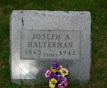 HALTERMAN, JOSEPH A. - Polk County, Iowa | JOSEPH A. HALTERMAN