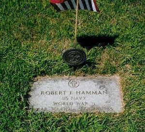 HAMMAN, ROBERT E. - Polk County, Iowa   ROBERT E. HAMMAN