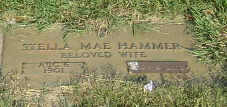HAMMER, STELLA MAE - Polk County, Iowa | STELLA MAE HAMMER