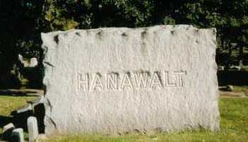 HANAWALT, GEORGE P. - Polk County, Iowa | GEORGE P. HANAWALT