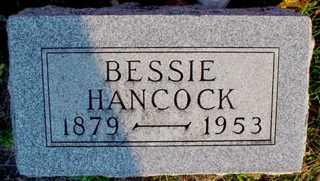 HANCOCK, BESSIE - Polk County, Iowa | BESSIE HANCOCK