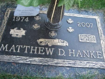 HANKE, MATTHEW D - Polk County, Iowa | MATTHEW D HANKE