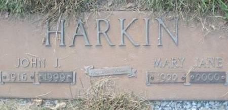 HARKIN, JOHN J - Polk County, Iowa | JOHN J HARKIN