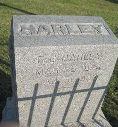 HARLEY, F.G. - Polk County, Iowa   F.G. HARLEY