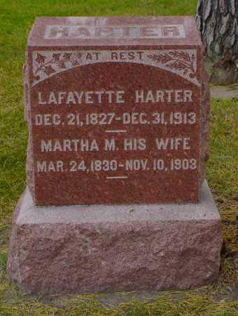 HARTER, MARTHA M. - Polk County, Iowa | MARTHA M. HARTER