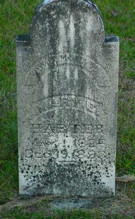 HARTER, MARY C. - Polk County, Iowa   MARY C. HARTER