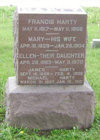 HARTY, JAMES - Polk County, Iowa | JAMES HARTY