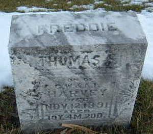 HARVEY, FREDDIE THOMAS - Polk County, Iowa | FREDDIE THOMAS HARVEY