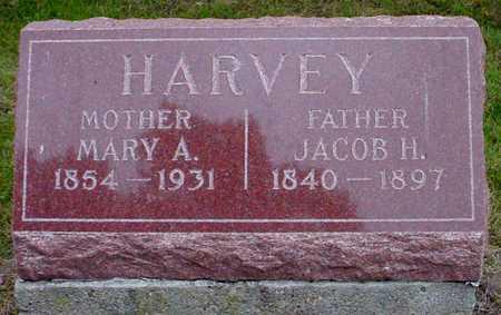 HARVEY, MARY A. - Polk County, Iowa | MARY A. HARVEY