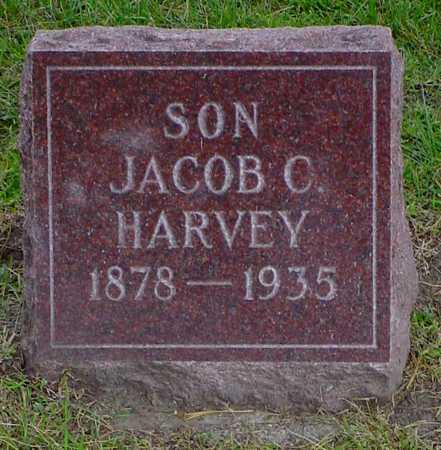 HARVEY, JACOB O. - Polk County, Iowa | JACOB O. HARVEY